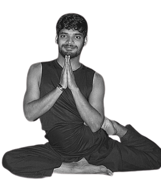 Yoga Teacher Kumar Pathak